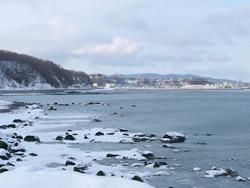 2007-01-27 網走周辺海岸