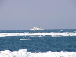 2007-02-18 流氷を追いかける